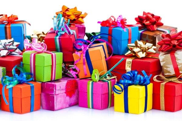 regali per le festività